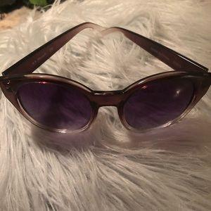 AJ Morgan Brown Sunglasses